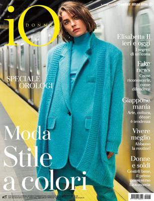 Io Donna del Corriere della Sera N.46 - 16 Novembre 2019