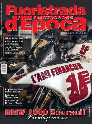 Fuoristrada & Motocross d'Epoca - Maggio-Giugno 2021