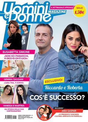 Uomini e Donne Magazine N.13 - 30 Aprile 2021
