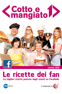 AA. VV. - Le ricette dei fan di Cotto e mangiato 2 (2014)