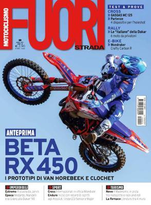 Motociclismo Fuoristrada - Aprile 2021