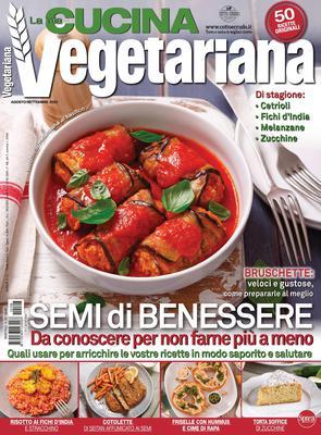 La Mia Cucina Vegetariana – Agosto-Settembre 2021