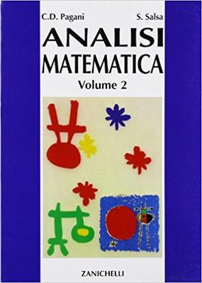 Carlo D. Pagani, Sandro Salsa - Analisi matematica. Vol.2 (1991)