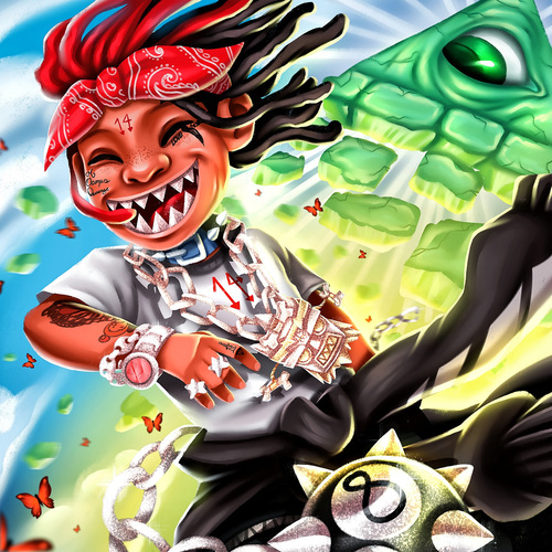Trippie Redd - A Love Letter To You 3 (2018)