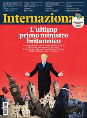 Internazionale N.1325 - 20/26 Settembre 2019