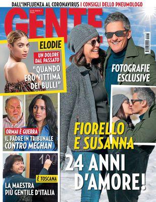 Gente Italia N.7 - 22 Febbraio 2020