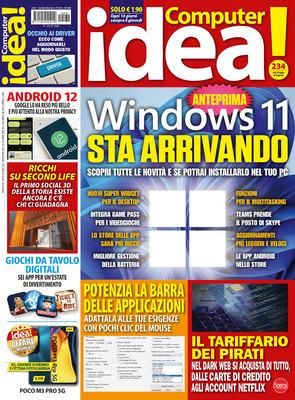 Il Mio Computer Idea! N.234 - 22 Luglio 04 Agosto 2021