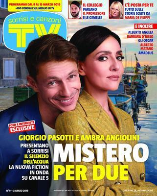 TV Sorrisi e Canzoni N.9 - 05 Marzo 2019