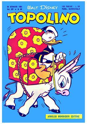 TOPOLINO LIBRETTO – N° 83 (1954)