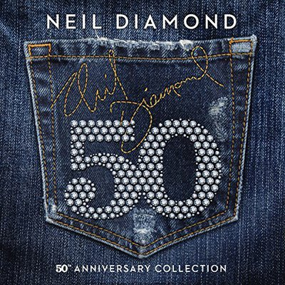 Neil Diamond - 50th Anniversary Collection (2017).Wav 16Bit 44100Hz