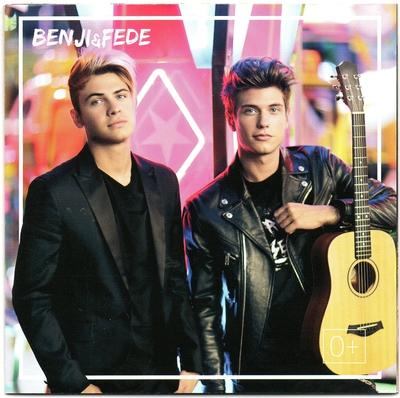 Benji & Fede - 0+ (2016).Mp3 - 320Kbps