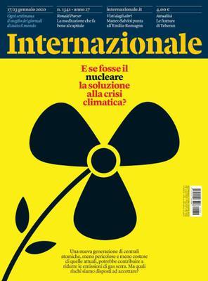 Internazionale N.1341 - 17-23 Gennaio 2020