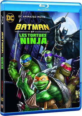 Batman vs. Teenage Mutant Ninja Turtles 2019 .avi AC3 BDRIP - ITA - leggenditaly