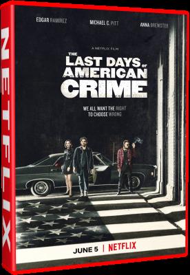 Il Crimine Ha I Giorni Contati 2020 .avi AC3 WEBRIP - ITA - leggenditaly