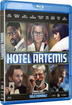 Hotel Artemis 2018 .avi AC3 BDRIP - ITA - leggenditaly