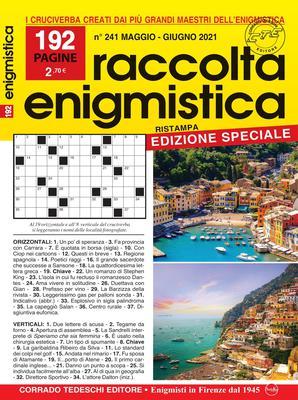 Raccolta Enigmistica - Maggio/Giugno 2021