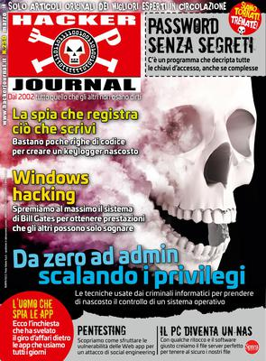 Hacker Journal N.250 - Marzo 2021
