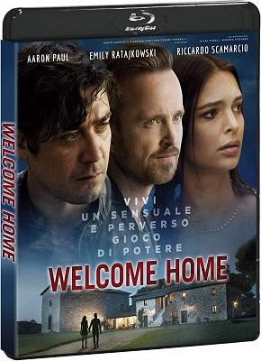 Welcome Home 2018 .avi AC3 BDRIP - ITA - leggenditaly