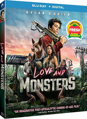 Love And Monsters 2020 .avi AC3 BDRIP - ITA - mitoitalico