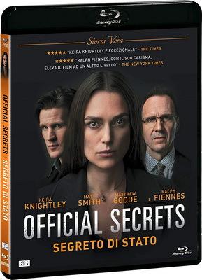 Official Secrets - Segreto Di Stato 2019 .avi AC3 BDRIP - ITA - leggenditaloi