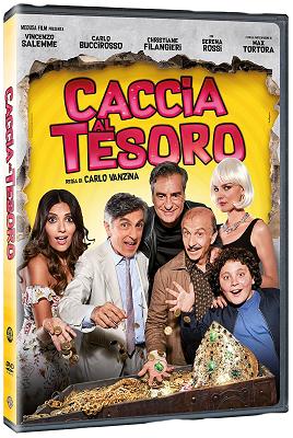 Caccia Al Tesoro 2017 .avi AC3 DVDRIP - ITA - italiashare