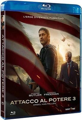 Attacco Al Potere 3 2019 .avi AC3 BDRIP - ITA - leggenditaly