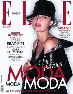 Elle Italia N.36 – 28 Settembre 2019