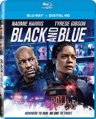 Black And Blue 2019 .avi AC3 BDRIP - ITA - leggenditaly