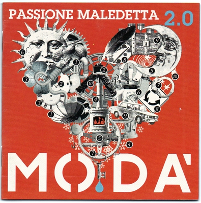 Modà - Passione Maledetta 2.0 (2016).Mp3 - 320Kbps