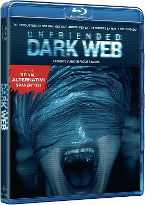 Unfriended - Dark Web 2018 .avi AC3 BDRIP - ITA - leggendaweb