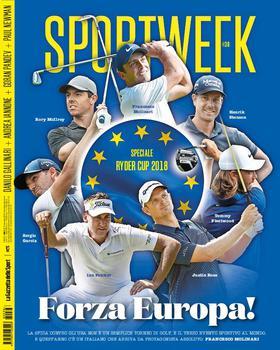 SportWeek N.38 - 22 Settembre 2018