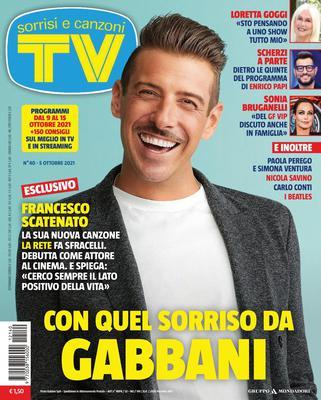 TV Sorrisi e Canzoni N.40 – 05 Ottobre 2021