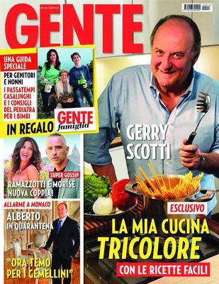 Gente Italia N.13 - 04 Aprile 2020