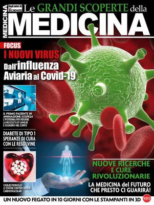BBC Scienze Speciale N.1 - Le Grandi Scoperte della Medicina - Maggio-Giugno 2020
