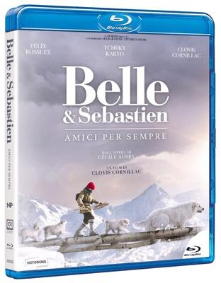 Belle E Sebastien 3 - Amici Per Sempre 2017 .avi AC3 BRRIP - ITA - hawklegend