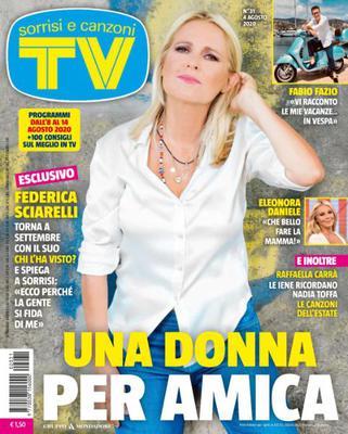 TV Sorrisi e Canzoni N.31 - 4 Agosto 2020