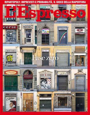 L'Espresso N.19 - 03 Maggio 2020