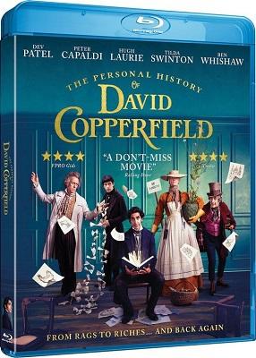 La Vita Straordinaria Di David Copperfield 2019 .avi AC3 BDRIP - ITA - leggenditaloi