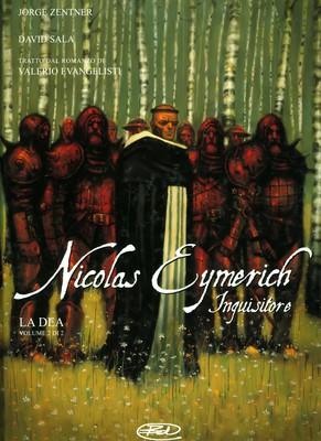 Nicolas Eymerich - Inquisitore La Dea - Volume 2 (2013)