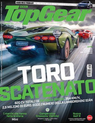 BBC Top Gear Italia - Maggio 2021