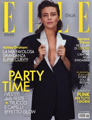Elle Italia N.48 - 21 Dicembre 2019