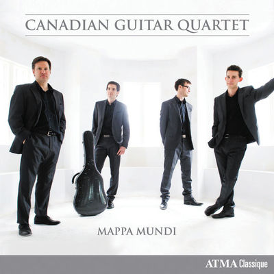 Canadian Guitar Quartet - Mappa mundi (2017).Mp3 - 320 Kbps