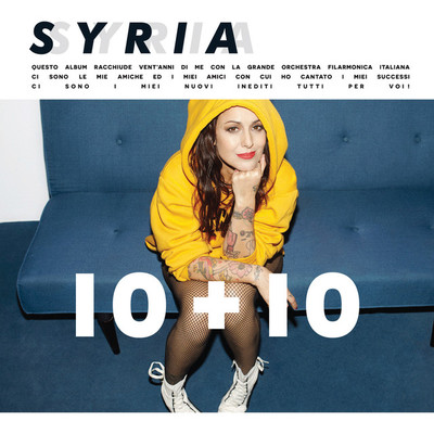 Syria – IO+IO  (2017).Mp3 - 320Kbps
