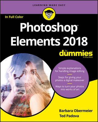 Barbara Obermeier - Photoshop Elements 2018. For Dummies [ENG](2017)