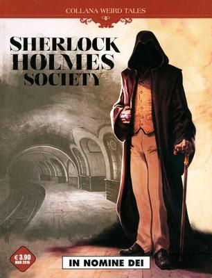 Sherlock Holmes Society - Volume 2 - In Nomine Dei (2016)