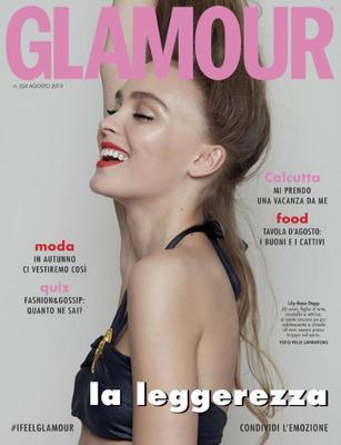 Glamour Italia N.324 - Agosto 2019