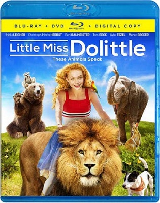 Little Miss Dolittle 2018 .avi AC3 BDRIP - ITA - leggenditaly