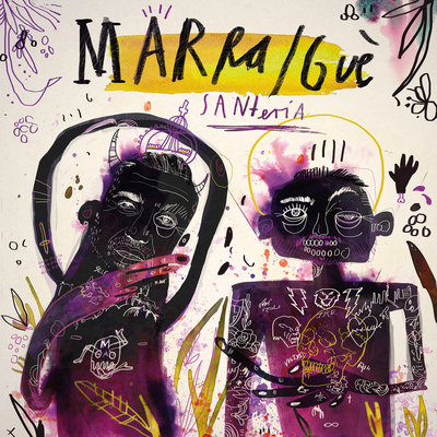 Marracash & Gue' Pequeno - Santeria (2016).Mp3 - 320Kbps