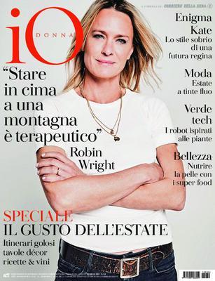 Io Donna del Corriere della Sera N.30 – 24 Luglio 2021