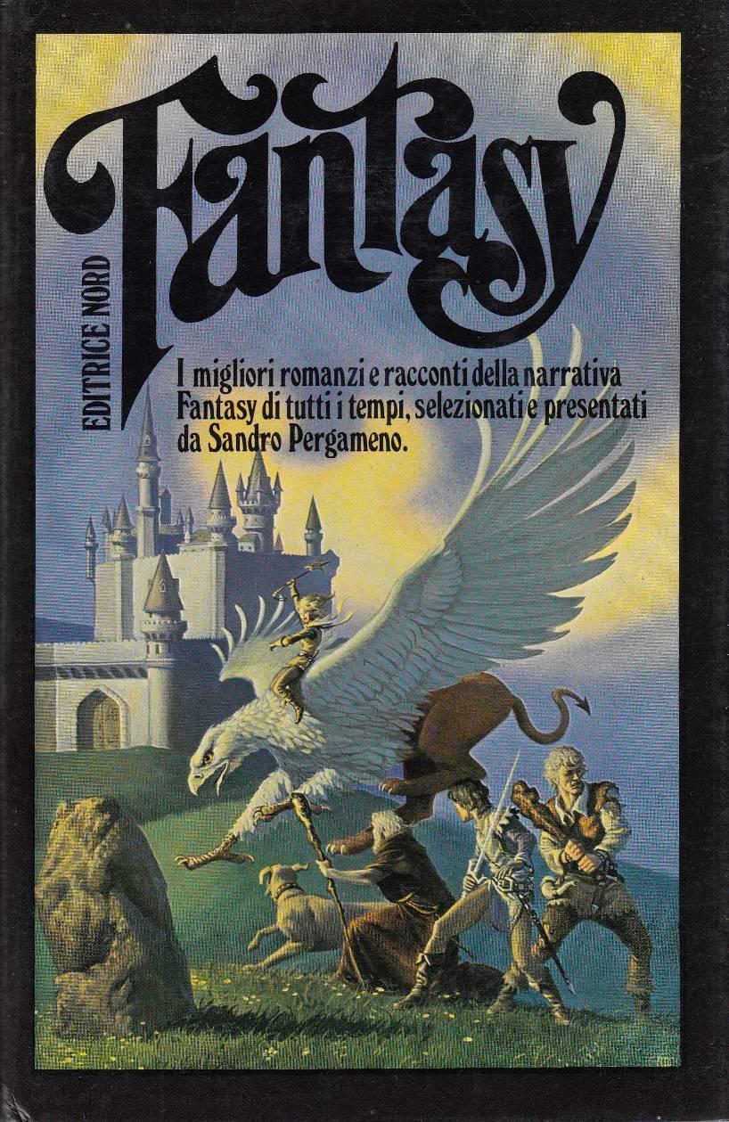 Sandro Pergameno - Fantasy (1998)